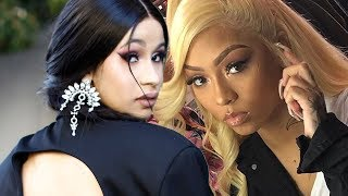 Cardi B Talks To Cuban Doll Accused Of CHEATING With Offset & Claims She's INNOCENT!