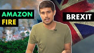 How Social Media Caused Amazon Fires and Brexit | Explained by Dhruv Rathee
