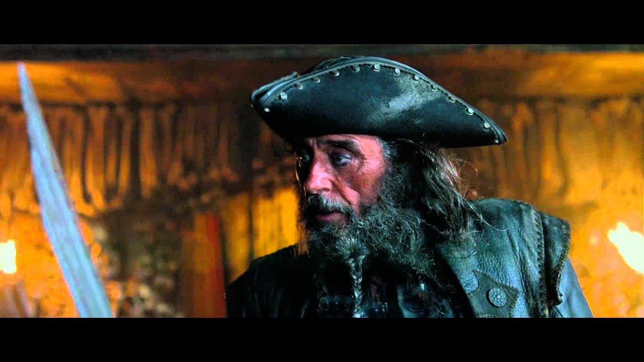 Pirati Dei Caraibi Oltre I Confini Del Mare Barbanera