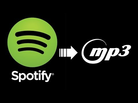 OUTDATED Spotify to mp3 converter (tutorial)