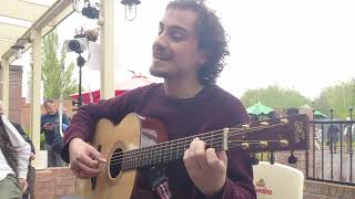 Ben Robertson - High Flying Seagull (Dougie MacLean Cover) - LIVE