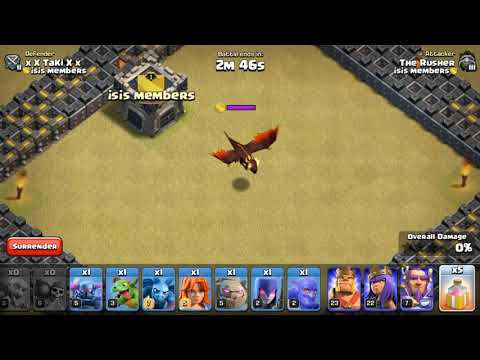 Clash Royale Funny Moments 2017 - Clash LOL Funny Montages, Glitches, Trolls #29