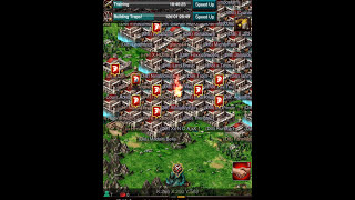 game of war ep 32 rally on me ate full t4 not done rebuilding almost capture hero no core used