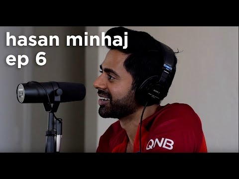 hasan minhaj talks about viral speech, daily show & making it as an indian comedian. | ep 6