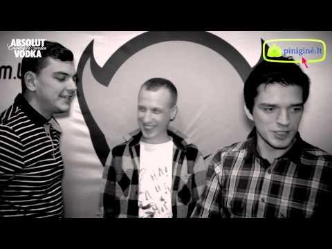 ZIP FM: Radistai ABSOLUT Masquarade |Mario Basanov|