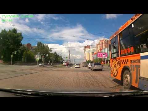 Дороги Каменска-Уральского и Екатеринбурга