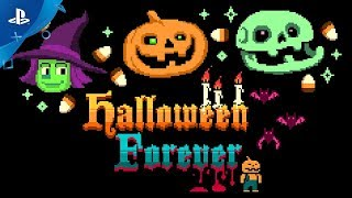 Halloween Forever - Launch Trailer | PS4, PS VITA