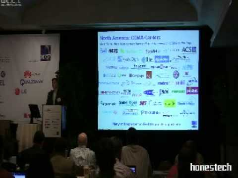 2008 3G CDMA North America Regional Conference: Welcome - CDMA2000 Update