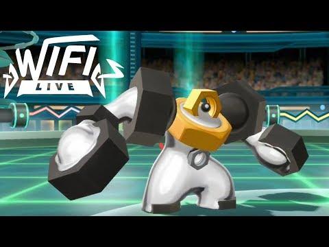 Pokemon Lets Go Pikachu & Eevee WiFi Battle: Melmetal Shakes The Ground! 1080p Facecam!