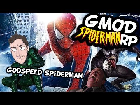 SPIDERMAN RP
