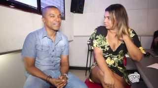 Alexandre Pires na FM O Dia