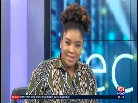 Tech Talk: Facebook Gets Closer To Letting You Type Your Mind - News Desk on JoyNews (2-8-19)