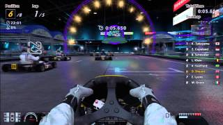 Gran Turismo 6 - Part 20 National A Clubman Kart Cup 100 PS3 HD Gameplay