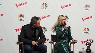 Press Conference 2| CHLOE Discuss MILEY FAILED Plan | BLAKE WHY CHLOE?| The Voice SE13