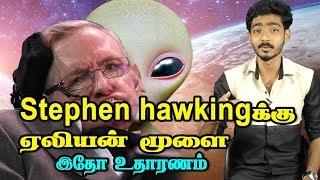 Stephen hawkingக்கு ஏலியன் மூளை இதோ உதாரணம் | Hariharan
