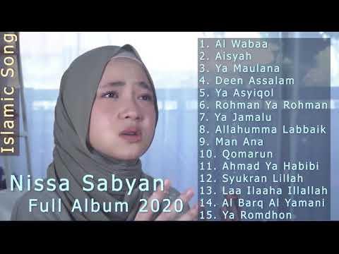 nissa-sabyan-full-album-2020