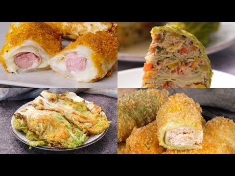 Have you ever prepared cabbage in this way Discover these 4 creative and original recipes