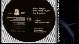 PROMO 2008 - Ritmo Playaz feat. Paula P'Cay - Get together - (John Jacobsen rmx)
