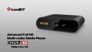 iconBIT XDS73D. Официальный обзор медиаплера