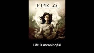 Epica - Kingdom of Heaven (Lyrics)