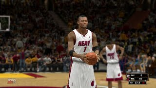 NBA 2K13 PC Gameplay