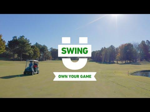 SwingU - Top Rated GPS, Scorecard & Game Improvement App