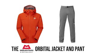 Mountain Equipment - Orbital Jacket and Pant