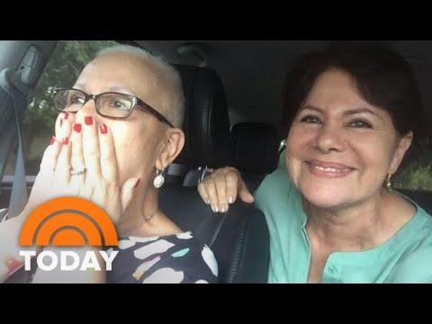 Neighbors Help Florida Woman Celebrate Final Chemo Treatment | TODAY