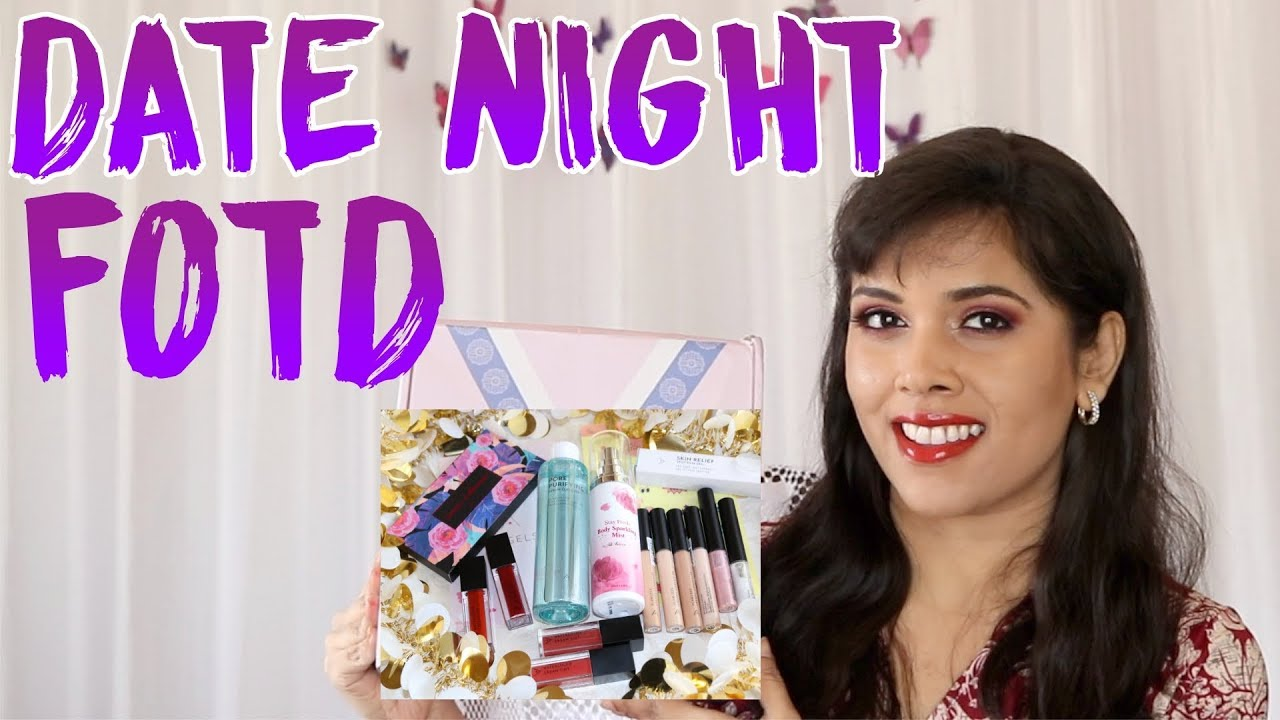 GRWM: DATE NIGHT MAKEUP LOOK WITH KOREAN BEAUTY PRODUCTS