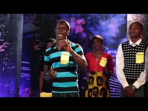 Quincy B @MTN Project Fame Liberia
