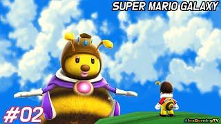 SUPER MARIO GALAXY (슈퍼마리오갤럭시, Wii ) Playthrough #02