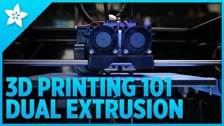 3D Printing - Dual Extrusion
