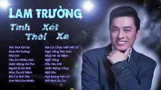 Lam Trường - Tình Thôi Xót Xa và những ca khúc thành công nhất của Lam Trường