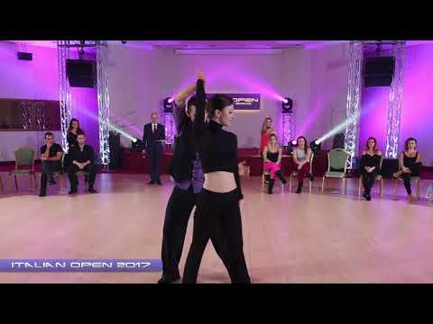 Italian Open 2017 - All Star JnJ - Marina Motronenko & Ludovic Franc