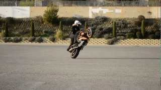 BladE stunt and drift trailer 2011