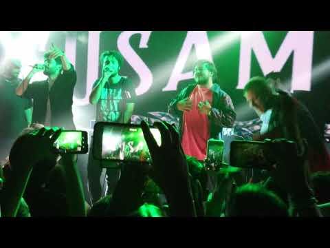 Şanışer - Susamam Live Performance ( canlı performans)