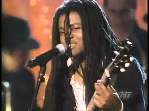 Tracy Chapman & Eric Clapton - Give Me One Reason (1999)