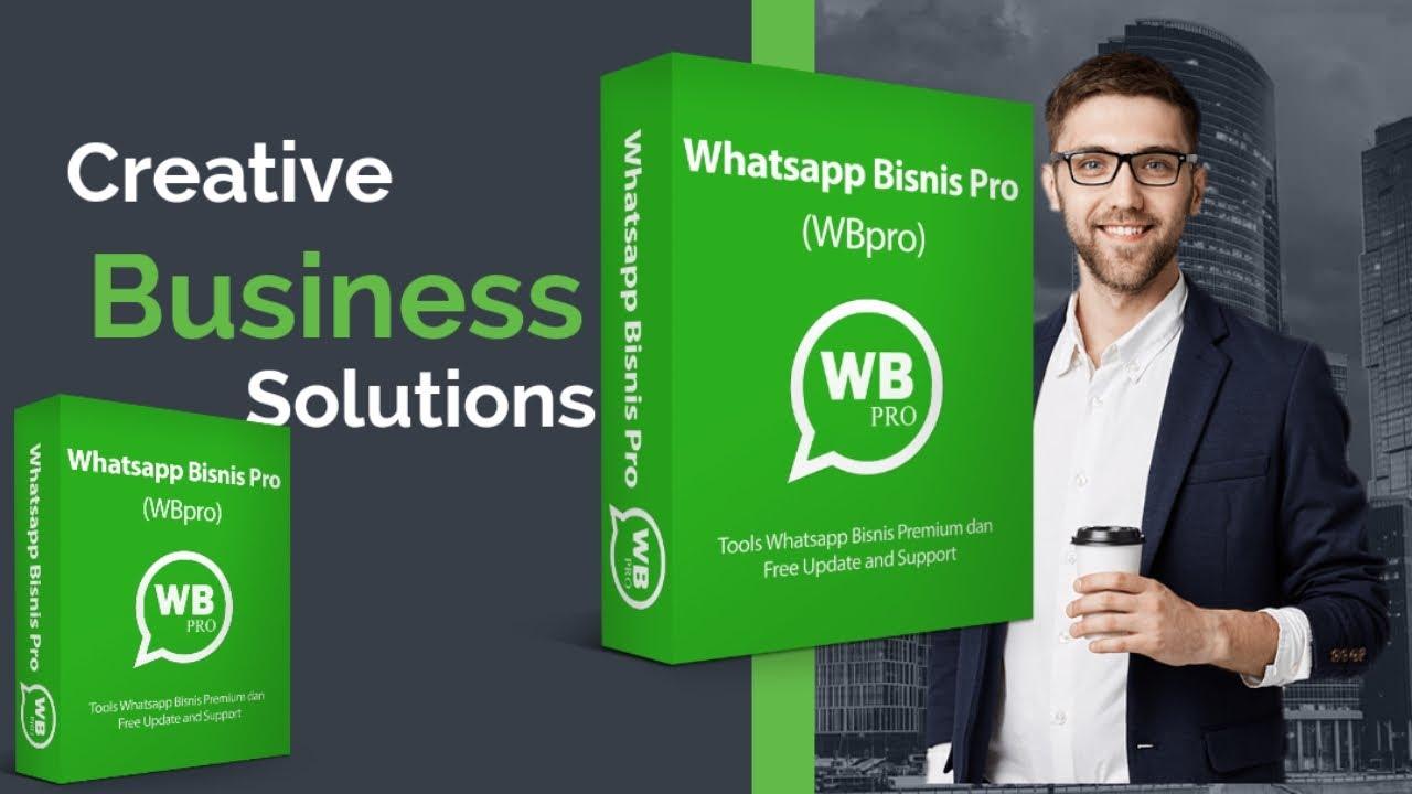 Cara Promosi Cepat Dengan Aplikasi Whatsapp Bisnis Pro ...
