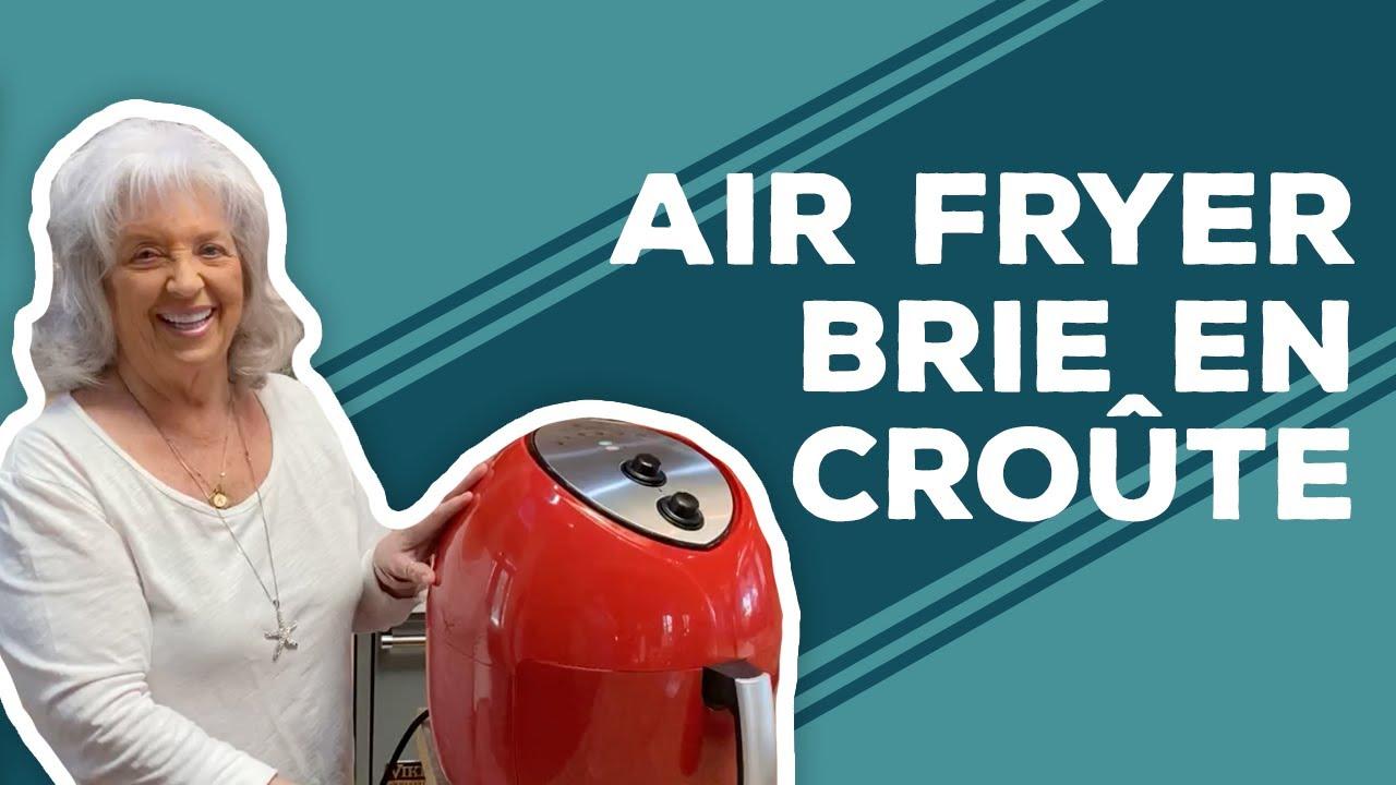 Quarantine Cooking: Air Fryer Brie en Croûte Recipe