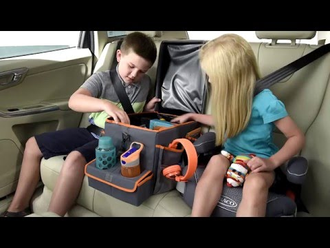 High Road Kids Food'n Fun Car Seat Cooler and Organizer