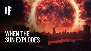 What If the Sun Exploded Tomorrow?
