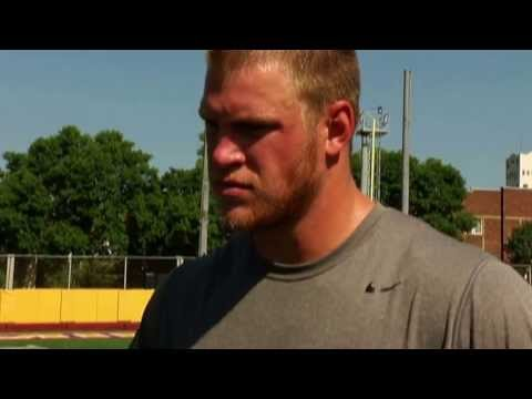 Kyle Rudolph interview