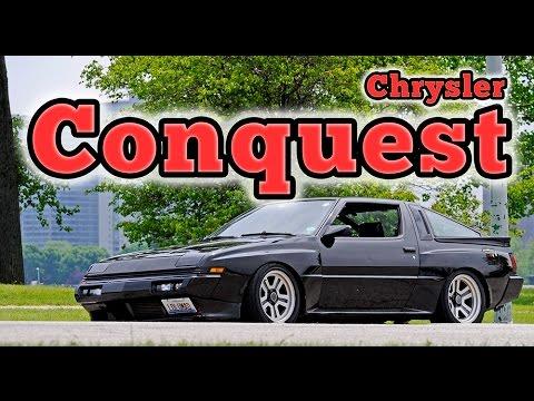 Regular Car Reviews:1988 Chrysler Conquest TSi