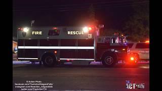 12/9/18 05:40 3269 Niagara Falls Blvd. Working Structure Fire