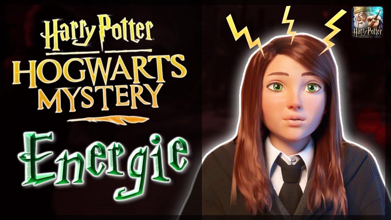 5 Methoden Fur Energie In Harry Potter Hogwarts Mystery Harry Potter Energy Youtube