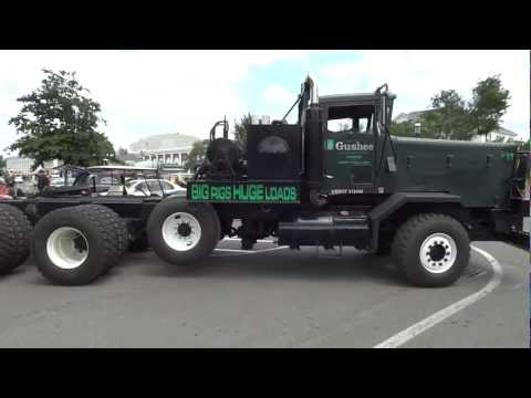 Oshkosh M911 Prime Mover - 2012 ATHS Springfield