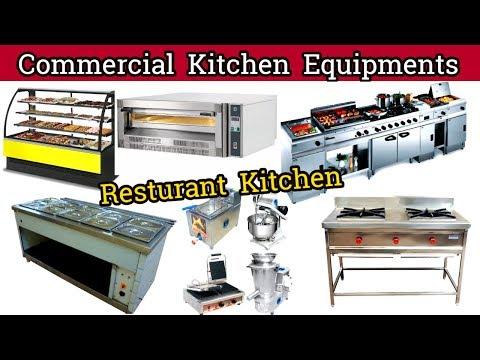 Commercial Kitchen Equipments | Kitchen Equipment | RESTAURANT KITCHEN EQUIPMENT