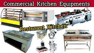 Commercial Kitchen Equipments | Kitchen Equipment | RESTAURANT KITCHEN EQUIPMENT