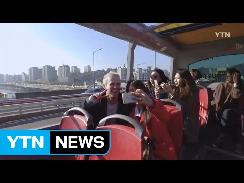 [Secret Korea - Seoul] Ep. 28 Seoul City Tour Bus • Lotte World Tower / YTN (Yes! Top News)