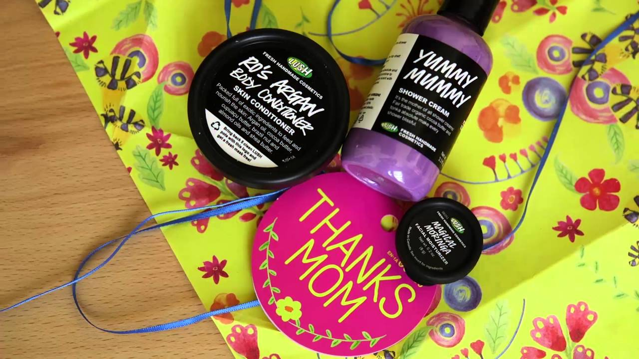 Lush Mother's Day: Thanks Mom Gift